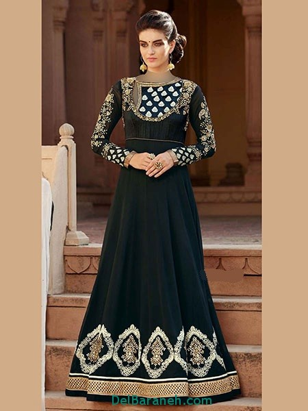 مدل لباس هندی مجلسی (16)