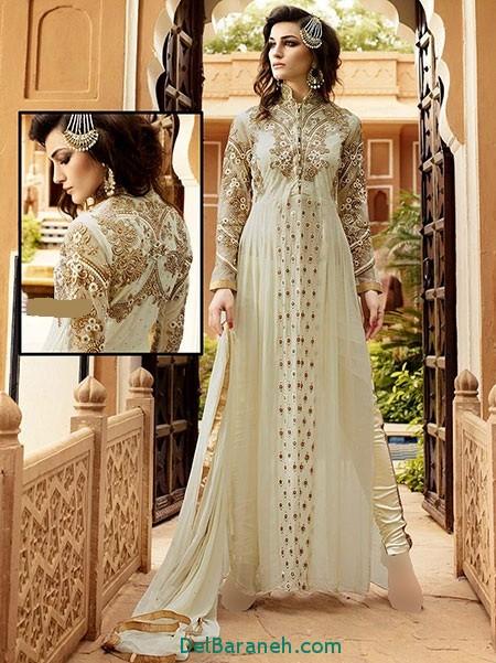 مدل لباس هندی مجلسی (22)