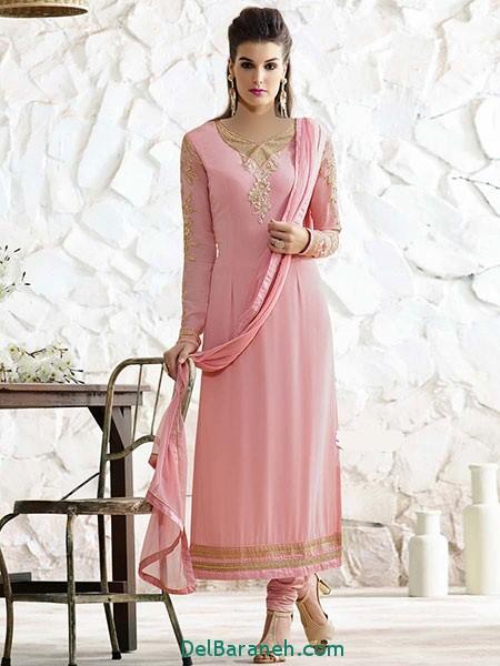 مدل لباس هندی مجلسی (3)