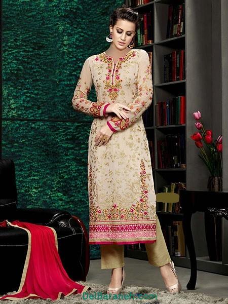 مدل لباس هندی مجلسی (6)