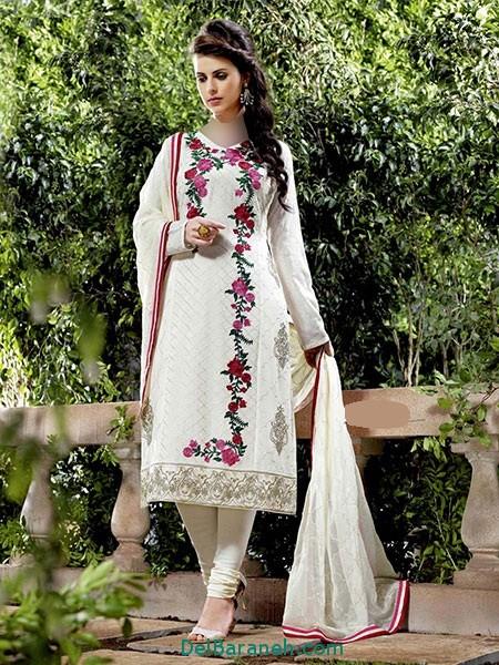 مدل لباس هندی مجلسی (9)