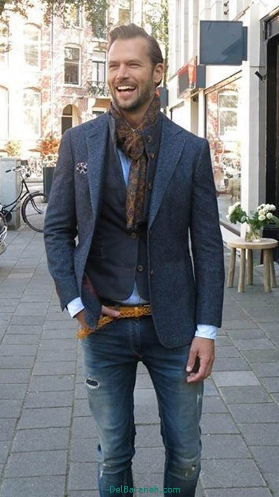 Business Smart Black And White Casual Dresses For Men Pertaining To Casual Dress Men - Fashion Gens