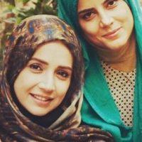 معصومه رحمتی بازیگر نقش حمیده در سریال هشت و نیم دقیقه