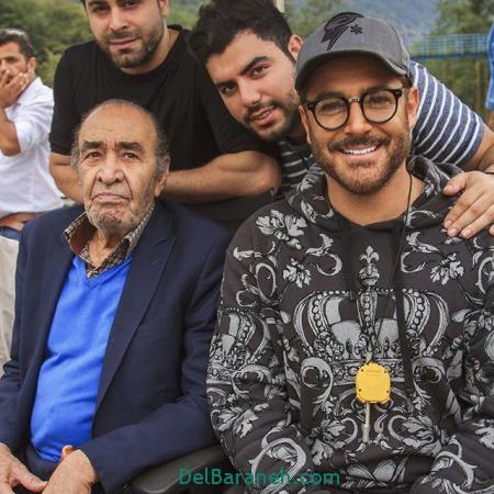 عکس های شخصی محمدرضا گلزار,محمدرضا گلزار,بیوگرافی محمدرضا گلزار