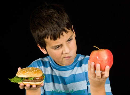 از چاقی کودک خوشحال نشوید