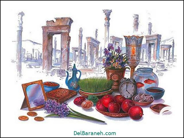 انشا در مورد تعطیلات عید نوروز را چگونه گذراندید (۵)