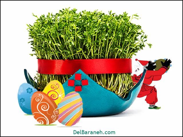 انشا در مورد تعطیلات عید نوروز را چگونه گذراندید (۶)