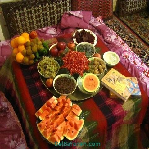 انشا در مورد شب یلدا (۱)