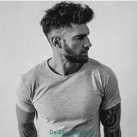 مدل مو مردانه 2017,مو مردانه 96,مدل مو پسرانه 2017,مدل مو مردانه