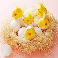 تزیین تخم مرغ های عید نوروز| چند روش تزیین تخم مرغ برای نوروز ۹۷
