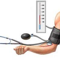 زمان اندازه گیری فشار خون در افراد مبتلا