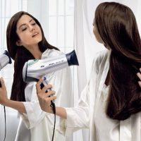 ترفندهای سشوار کشیدن مو ( براشینگ مو )
