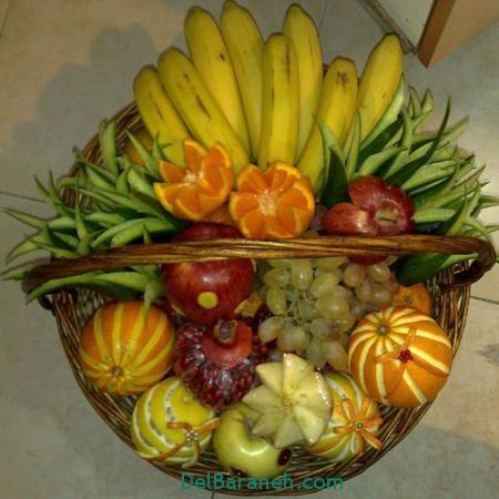 آرایی سفره عقد,سبزی آرایی,میوه آرایی سیب,میوه آرایی شب یلدا,