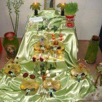 هفت سین | عکس هایی از مدل سفره هفت سین عید نوروز ۹۷