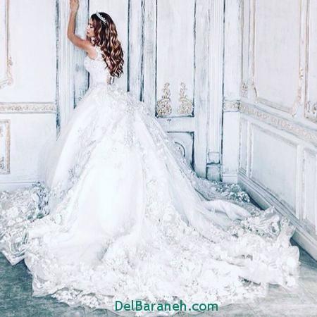 لباس عروس اروپایی شیک 2017 (11)