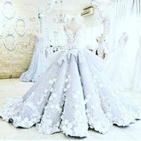 گالری مدل لباس عروس جدید سال ۹۶ | لباس عروس اروپایی شیک ۲۰۱۷