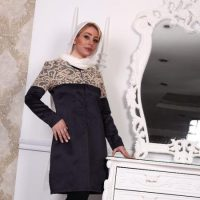 گالری جدیدترین مدل مانتو سنتی ایرانی , مانتو سنتی ترمه