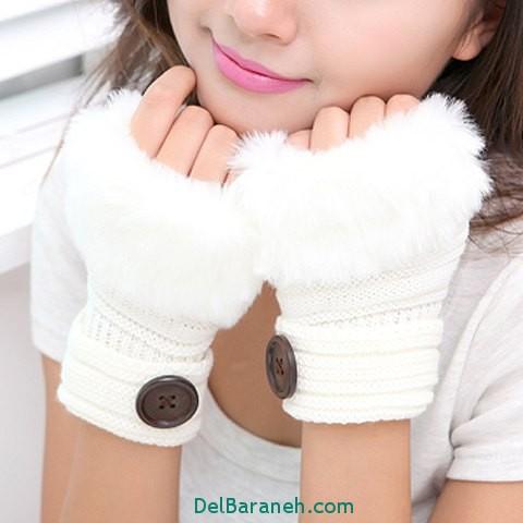مدل دستکش بدون انگشت دخترانه (1)