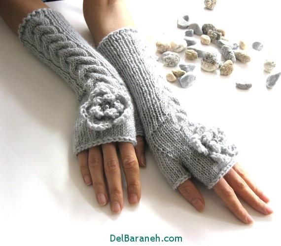 مدل دستکش بدون انگشت دخترانه (10)
