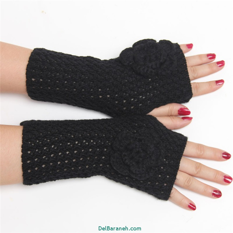 مدل دستکش بدون انگشت دخترانه (11)