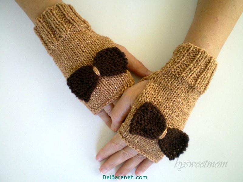 مدل دستکش بدون انگشت دخترانه (19)
