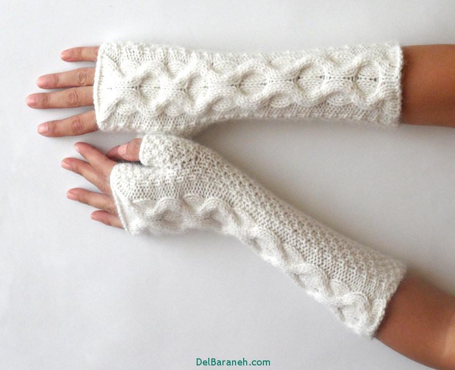 مدل دستکش بدون انگشت دخترانه (20)