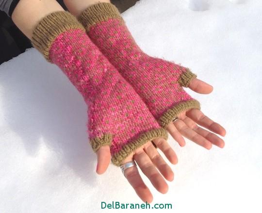 مدل دستکش بدون انگشت دخترانه (26)