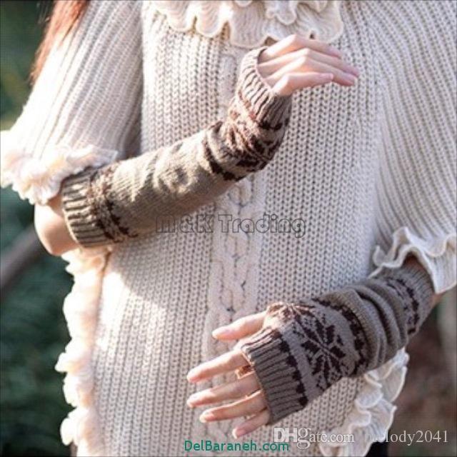 مدل دستکش بدون انگشت دخترانه (28)