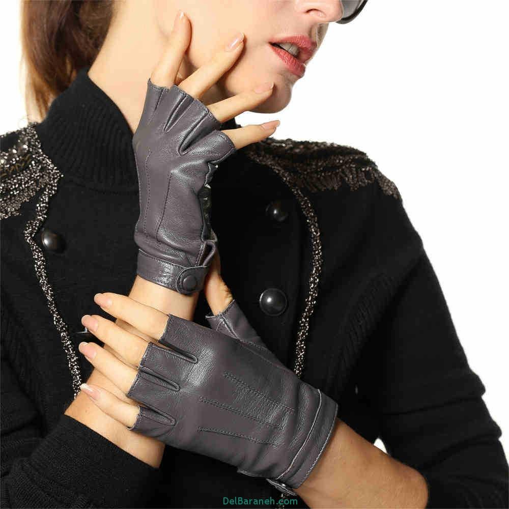 مدل دستکش بدون انگشت دخترانه (29)