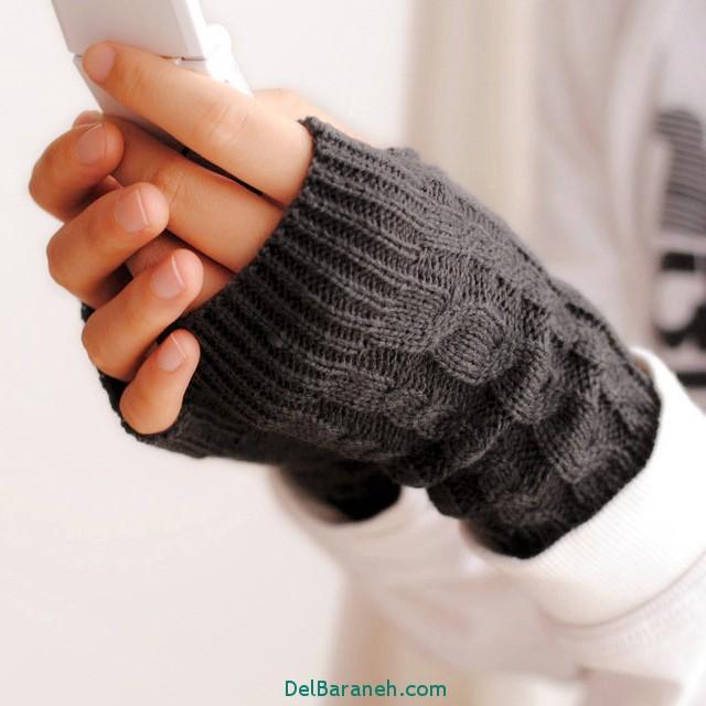 مدل دستکش بدون انگشت دخترانه (32)