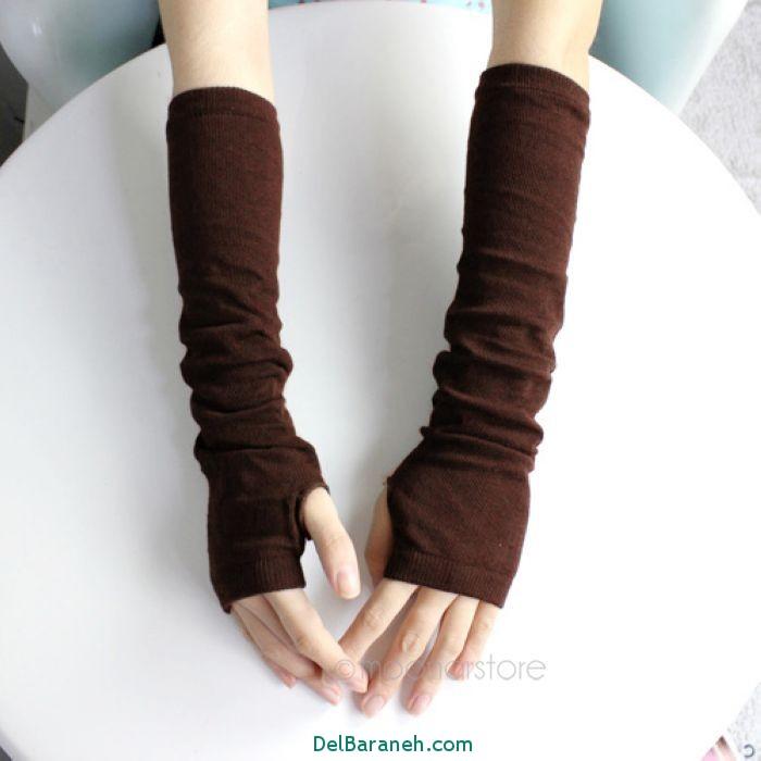 مدل دستکش بدون انگشت دخترانه (5)