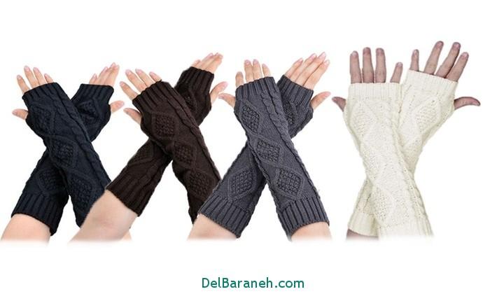 مدل دستکش بدون انگشت دخترانه (7)
