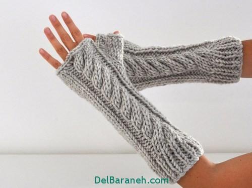 مدل دستکش بدون انگشت دخترانه (8)
