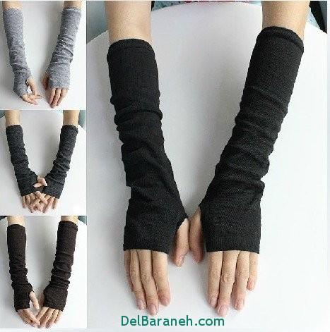 مدل دستکش بدون انگشت دخترانه (9)