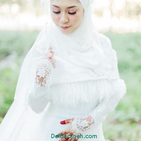 مدل لباس عروس پرنسسی (11)