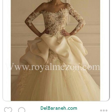 Iranian Journal of Marriage Princess and lace prom dress 96-2017