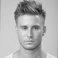 مدل مو مردانه ۲۰۱۷ + مدل مو پسرانه و رنگ مو مردانه ۹۶