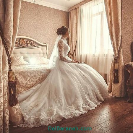مدل های شیک لباس عروس (6)