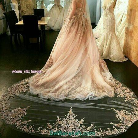 مدل های شیک لباس عروس (7)