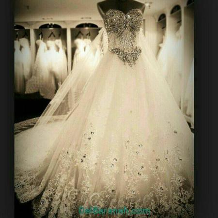 مدل های شیک لباس عروس (8)