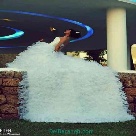 مدل های شیک لباس عروس (9)