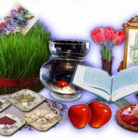 انشا در مورد تعطیلات عید نوروز را چگونه گذراندید