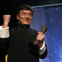 جکی چان در نهایت پس از ۲۰۰ فیلم اسکار را برد