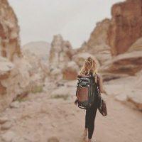 کاساندرا به دور دنیا  در ۴۰ روز مسافرت کرده است ؟!
