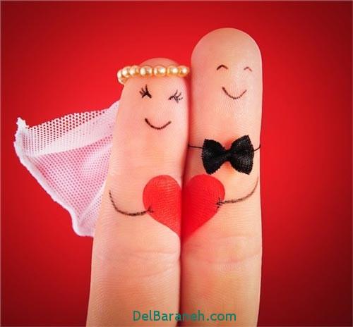 جملات زیبا برای تبریک ازدواج