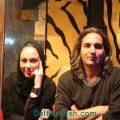 عاشقانه های بهنوش بختیاری به همسرش محمدرضا آرین! +عکس