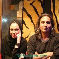 عکس بهنوش بختیاری و همسرش محمدرضا آرین+بیوگرافی