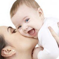 آیا میدانستید نوزادان از بزرگسالان تقلید میکنند !