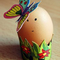 تخم مرغ رنگی | مدل های تخم مرغ رنگی هفت سین عید ۲۰۱۸