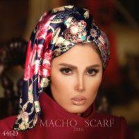 مدلهای شال و روسری دخترانه و زنانه بهار ۹۶